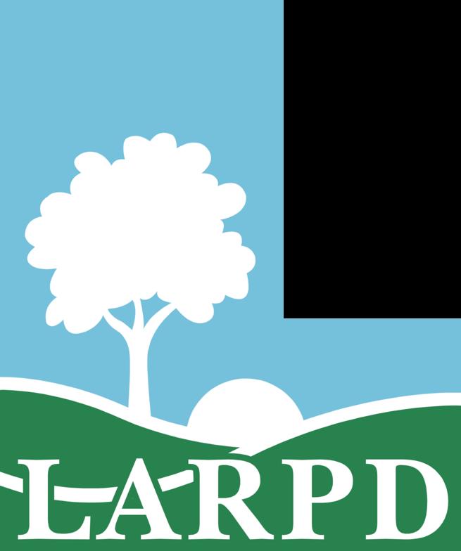 LARPD logo